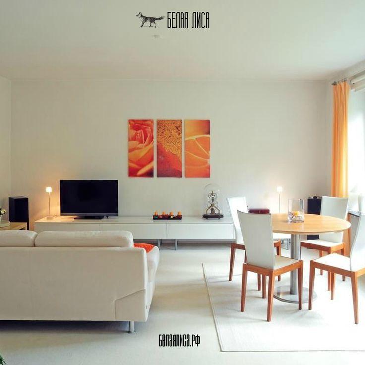 Белый цвет в интерьере /белаялиса.рф рамки фоторамки http://белаялиса.рф/belyj-cvet-v-interere/  Белый цвет способен сделать любое помещение более просторным, воздушным, светлым. Конечно, поддерживать чистоту белой мебели и обоев не так-то просто, зато на светлых поверхностях не так заметны пыль и царапины, а испорченный фрагмент белой стены легко закрасить свежей краской. Если сразу подобрать легко очищающиеся поверхности, то уборка в белоснежном помещении станет сплошным удовольствием…