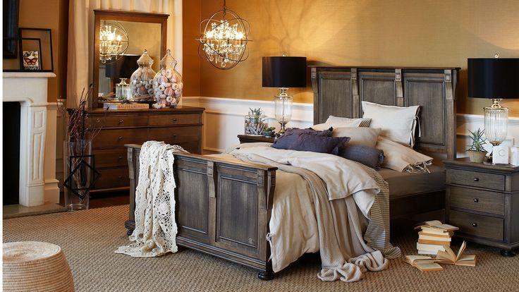 Fairhaven 4 Piece Queen Bedroom Suite