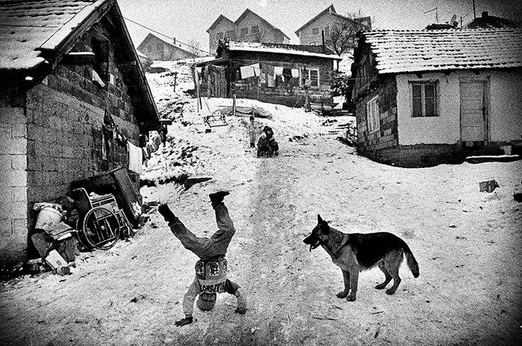 Valerio Bispuri, gypsies