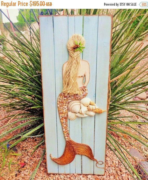 10740 Best Mermaid Home Decor Images On Pinterest