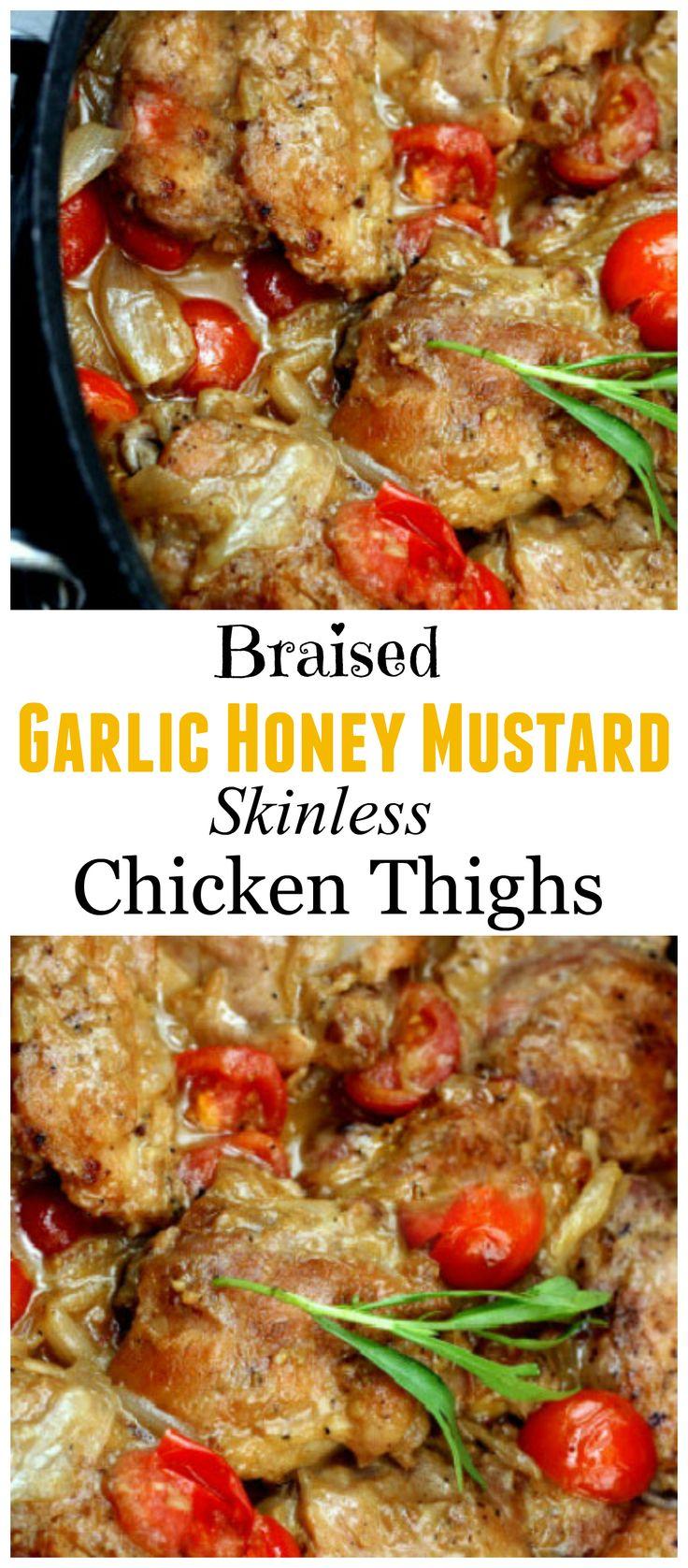 ... braised on Pinterest   Braised Chicken, Braised Lamb Shanks and Lamb