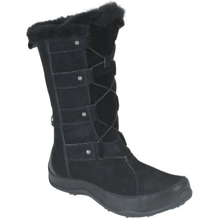 warm winter boots!: The North Face