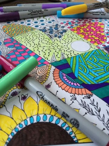 Through Eyes of Faith: What Does Colouring Look Like in Your Life?