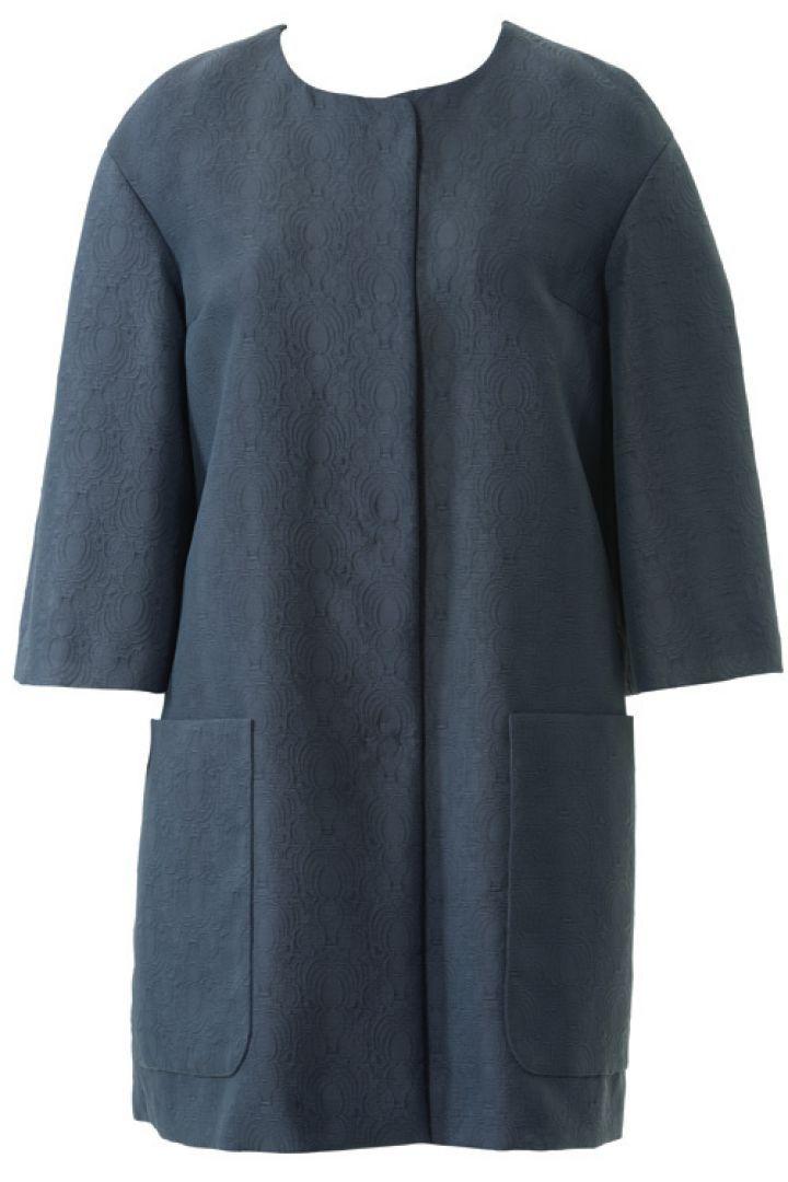 Пальто: Burda 8/ 2014/ 102 / Burdastyle