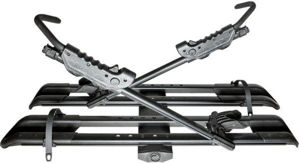 RockyMounts unveils lightweight SplitRail hitch mount bike rack - Bikerumor