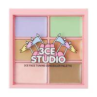 [3CE] Studio Face Tuning Concealer Palette 9g