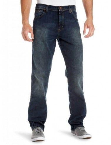 Wrangler Jeans Texas Stretch Denim Vintage Tint