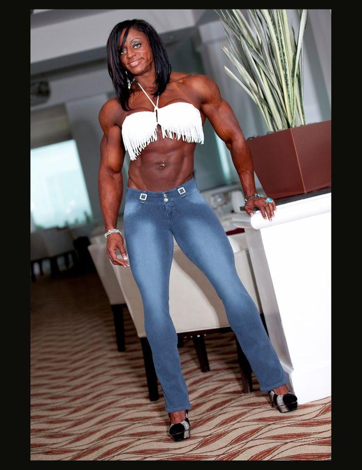Female Muscle Fan on Twitter   Frauen muskeln