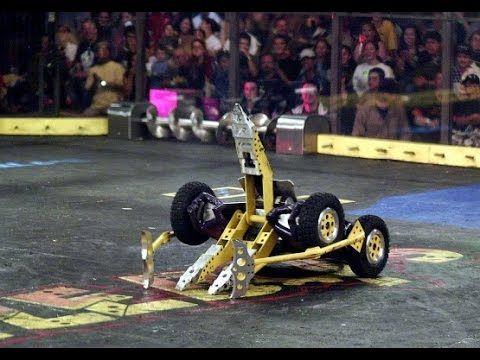BATTLEBOTS 2015 Episode 1 - Robot Fighting