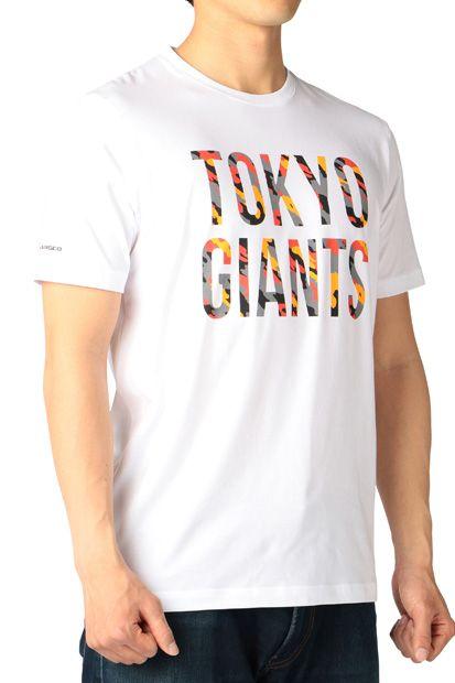 アンダーアーマー 読売ジャイアンツ チャージドコットンTシャツ<TOKYO GIANTS>(ベースボール/Tシャツ/MEN)[1303882]