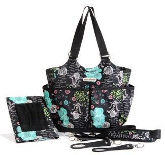 Diaper bag  Pinned for BabyBump, the #1 mobile pregnancy tracker with the built-in community for support and sharing.