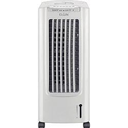 Climatizador de Ar Portatil e Umidificador Elgin Branco Frio Com Controle Remoto