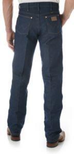 Wrangler Cowboy Cut Rigid Indigo Original Fit Big & Tall Jeans | Cavender's