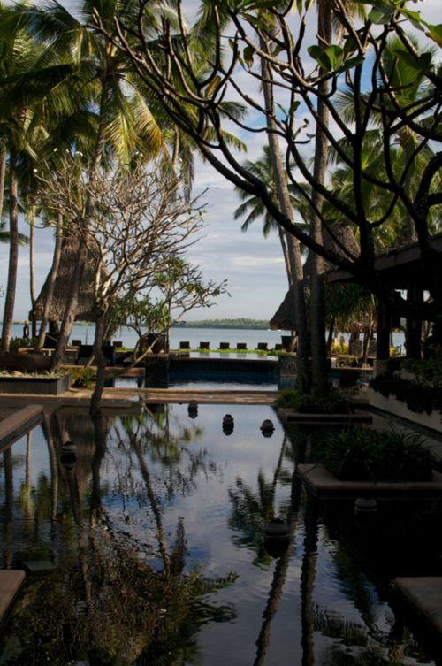 Fabulous Fiji. The Westin Denarau Island Resort and Spa.