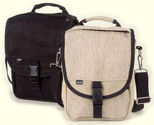 Hemp Shoulder Bag Backpack 109