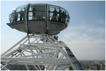 London Eye by Joanna Łukasiewicz