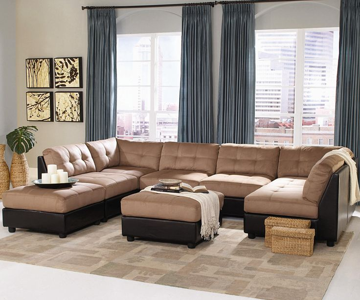 159 best Sectional images on Pinterest | Sofa set, Upholstery and ...