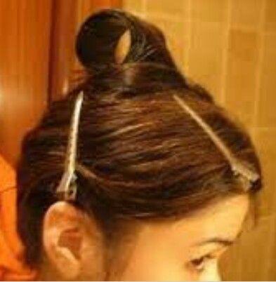 Para alisar el pelo
