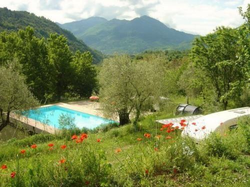 Camping Domaine Sainte Madeleine - Foto - Camping in Sospel
