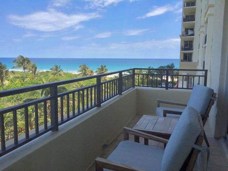 Palm Beach Marriott is a perfect beach front resort for families