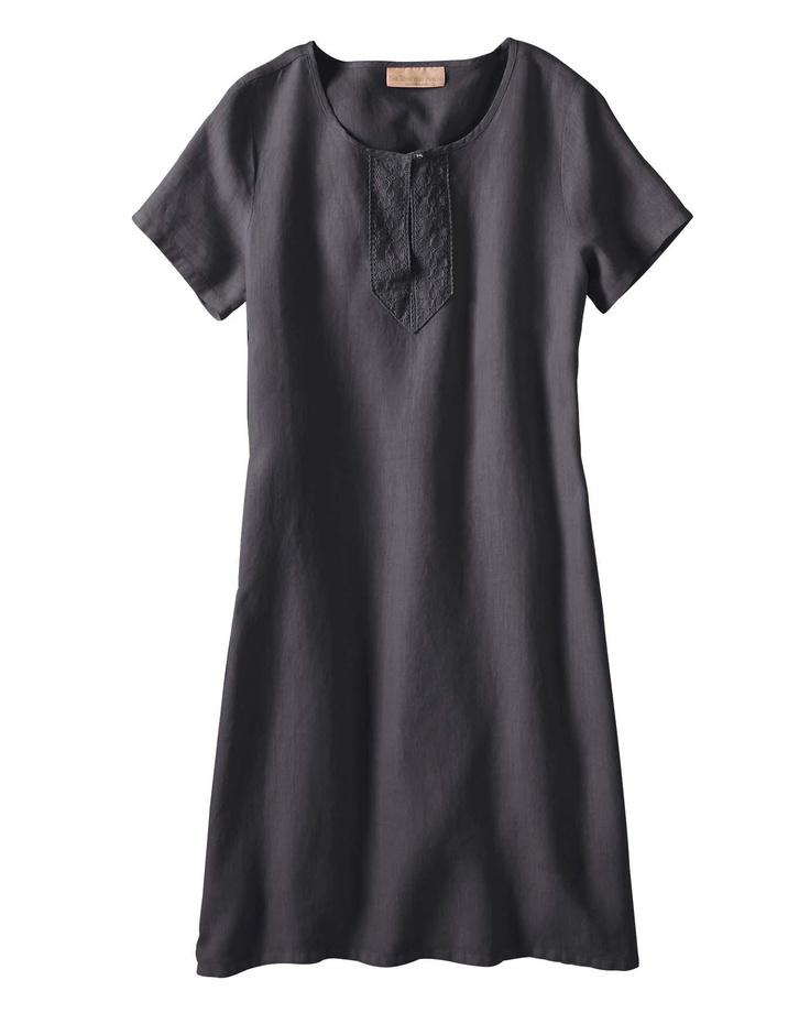 Bijou Linen Dress