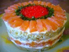 9 Рецептов Новогодних салатов   Кулинарные Рецепты
