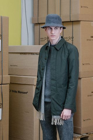 Norse Projects Continue Their Tradition of Minimalism in Fall/Winter 2015…