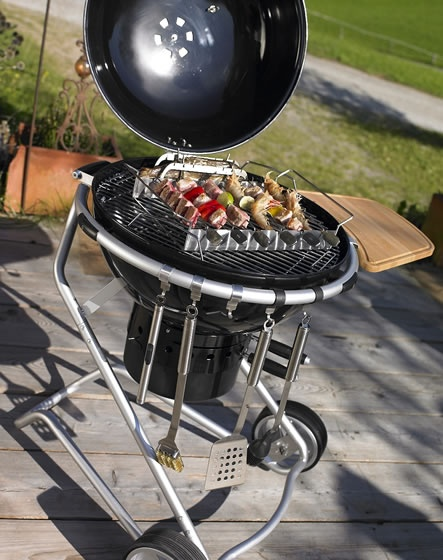 Charcoal Grill # http://www.gardenmore.co.uk/bbq-and-outdoor-heatings/charcoal-bbq.html