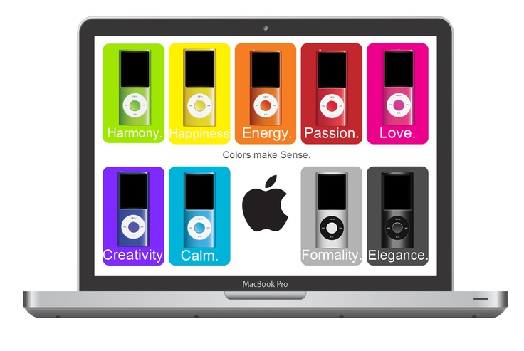 Ipod nano adver on a mac for #disebasico