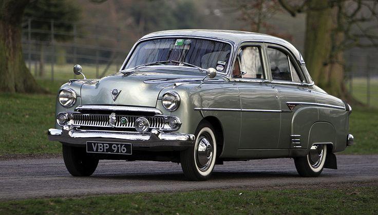 1953 Vauxhall Velox