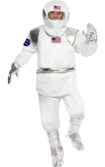 real space suit costume - photo #26