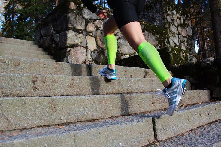 #running #stairs #girl #finnish #fitgirl #training #mode #fashion #calfsleeves