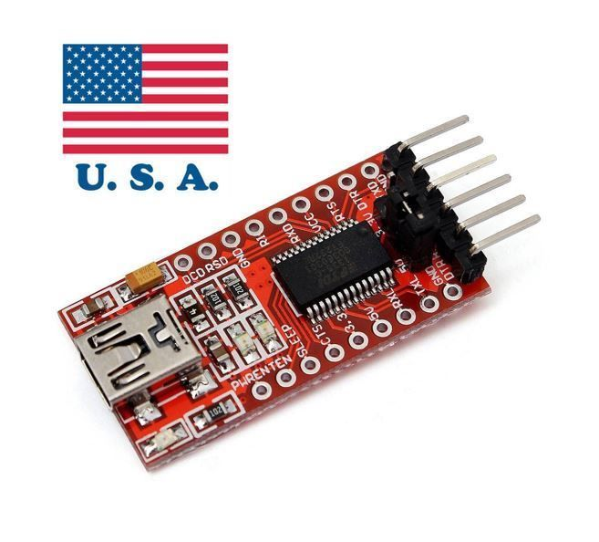 FT232RL FTDI USB to TTL Serial Adapter Module for Arduino Mini Port 3.3V 5.5V #Generic  Use this to configure the S-OSD module. You will need software.   https://code.google.com/p/minoposd/downloads/detail?name=ConfigTool_minOPOSD.zip&can=2&q=