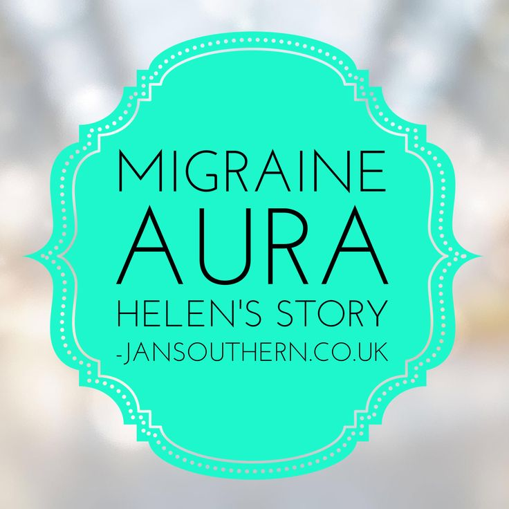how to stop a migraine aura