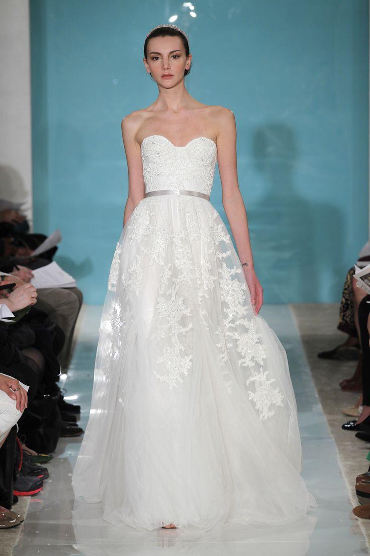64 best Wedding Dresses images on Pinterest | Wedding frocks ...