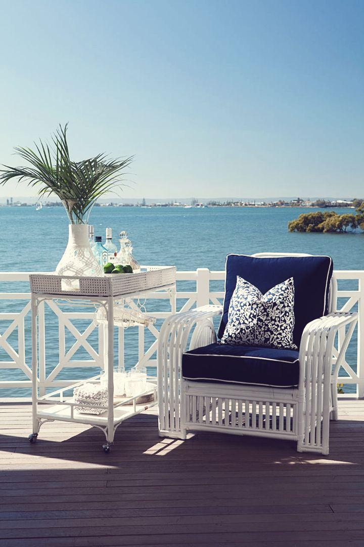 Interior Design | A Seaside Retreat