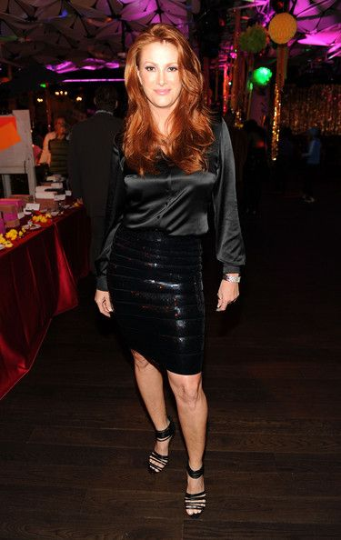 "Angie Everhart Photos - Relativity Media Presents The Premiere Of ""Take Me Home Tonight"" - After Party - Zimbio"