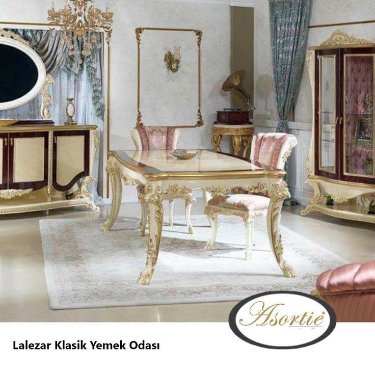 Lalezar Klasik Yemek Odas Classic Dining Room