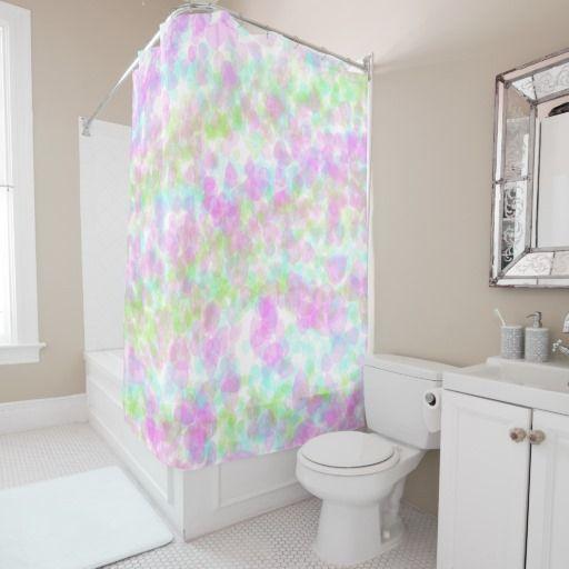 Summerday Shower Curtain