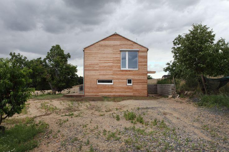 typový dům Futura Větrušice