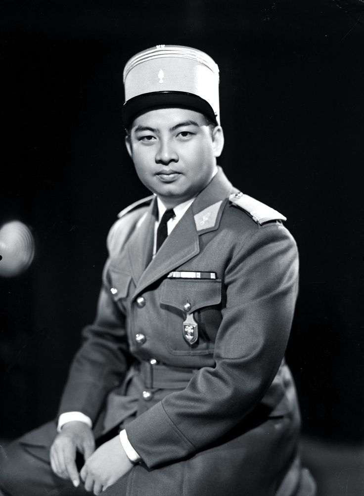 Prince Norodom Sihanouk - French-installed puppet dictator of Cambodia from 1953 to 1970. Collaborated with Pol Pot and the Khmer Rouge from 1973 until its dissolution in 1996.