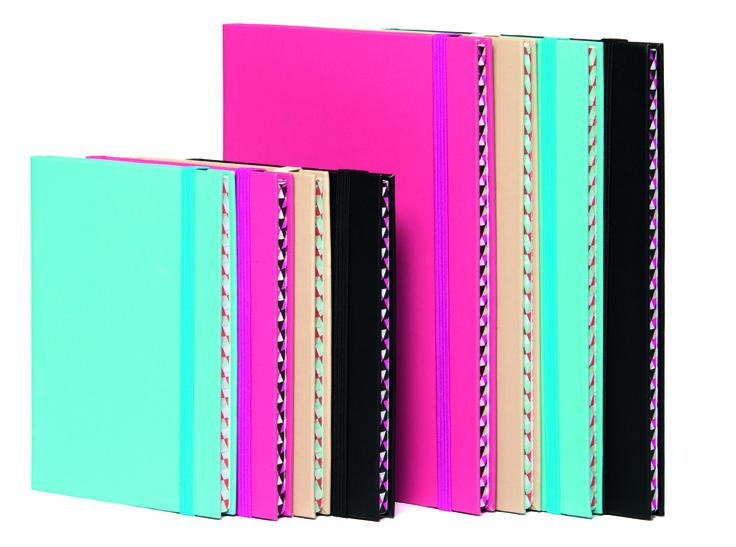 Coleção NotebooksColour Edge