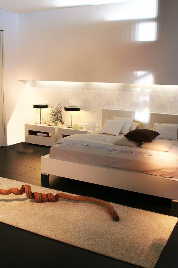 nowoczesna sypialnia z toaletką - Szukaj w Google