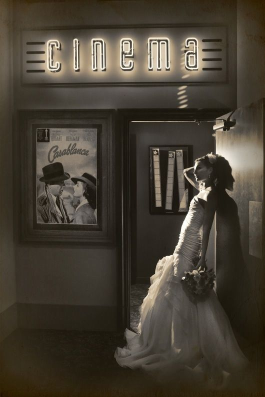 Casablanca -inspired wedding  //  verve studio  So maybe some of these are more for my imaginary wedding than yours.