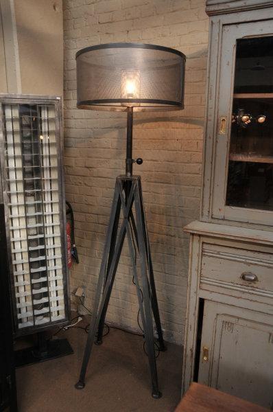 Industrial Floor Lamps