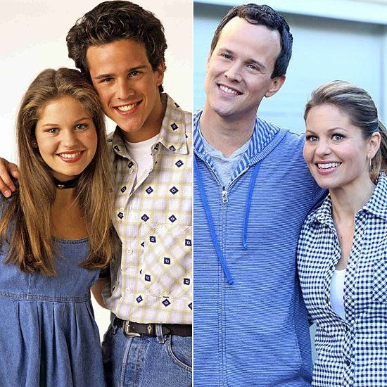 Candace Cameron Bure Interview About Full House Reunion | POPSUGAR ...