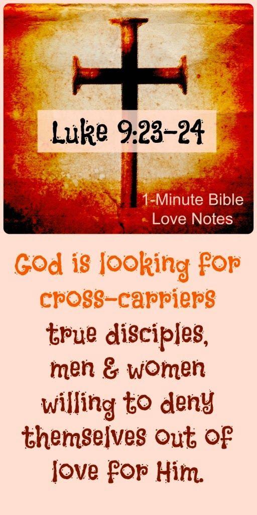 Bible study die to self