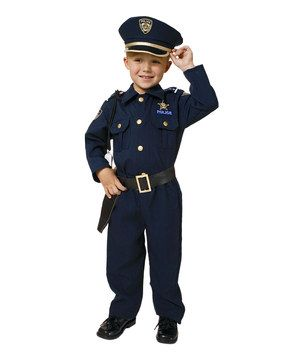 Don't just get into costume … get into character with this awesome dress-up set! With easy on/off clasps, comfortable fabrics and an authentic design, this getup will make costume parties or Halloween hullabaloos so much better.