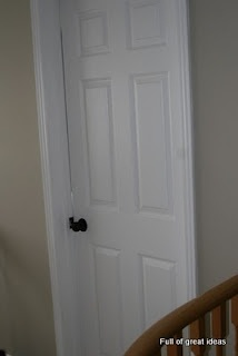 pinterest door handles white interior doors and how to spray paint. Black Bedroom Furniture Sets. Home Design Ideas