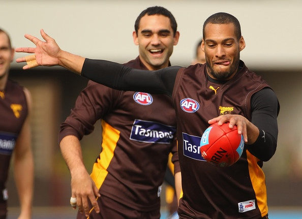 Josh Gibson Photo - Hawthorn Hawks Training Session